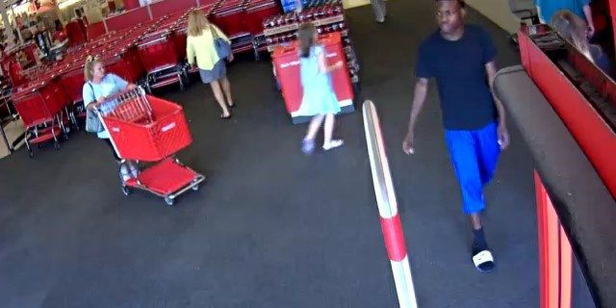 Albany police search for Target shoplifting suspect