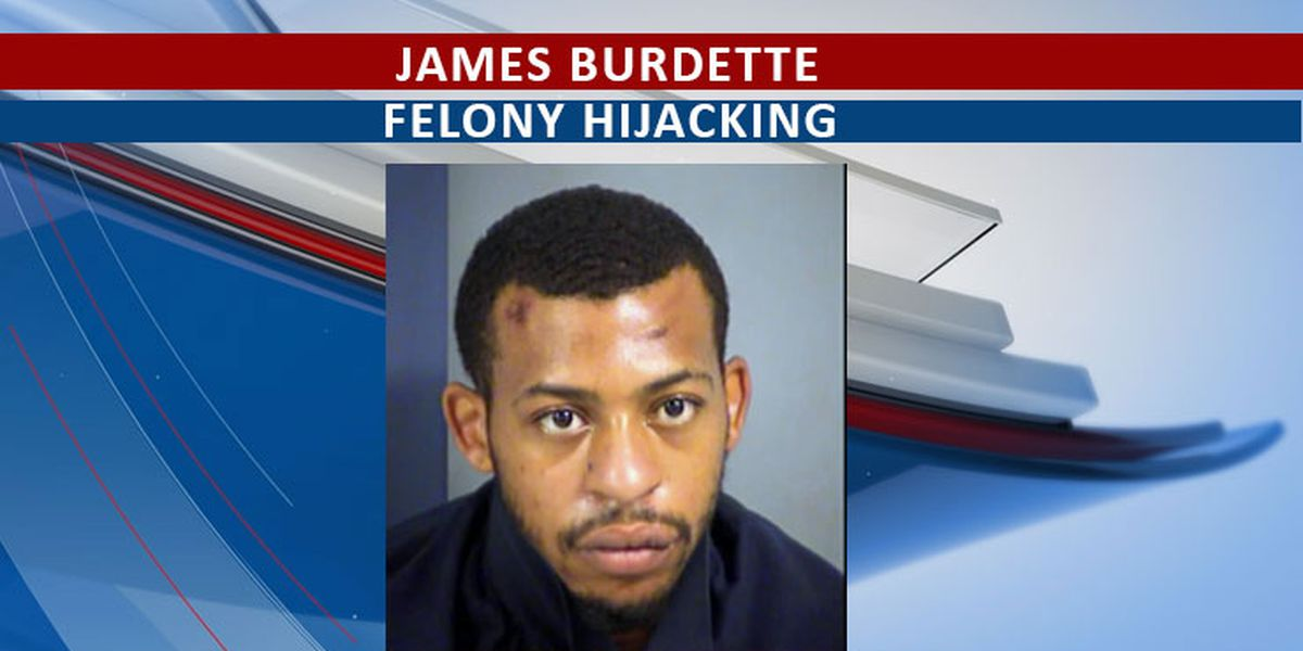 Valdosta man arrested for car-jacking; bites, kicks officers