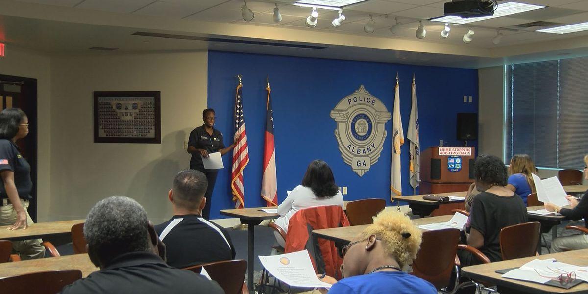 APD kicks off Citizen's Academy
