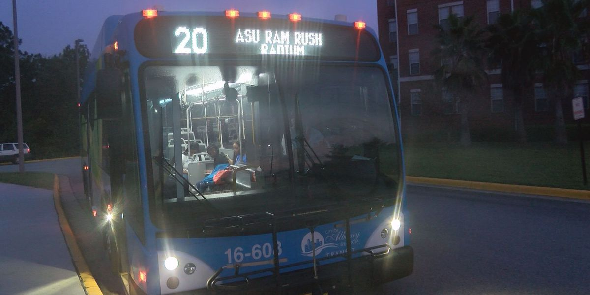 ASU begins new semester with new shuttle service