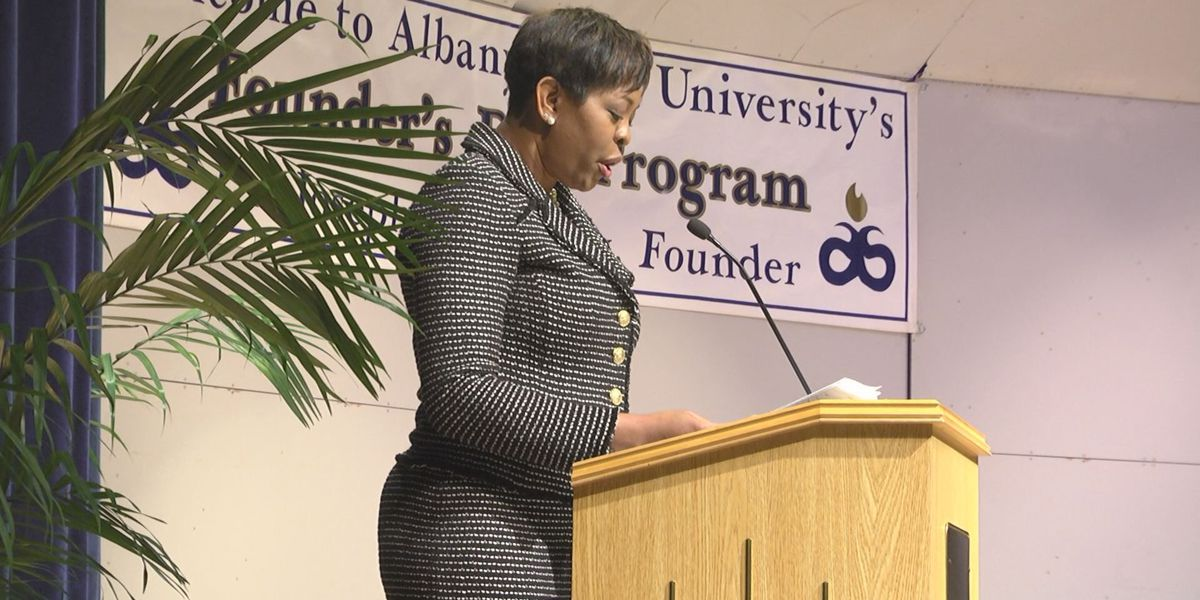 ASU campus celebrates Founder's Day