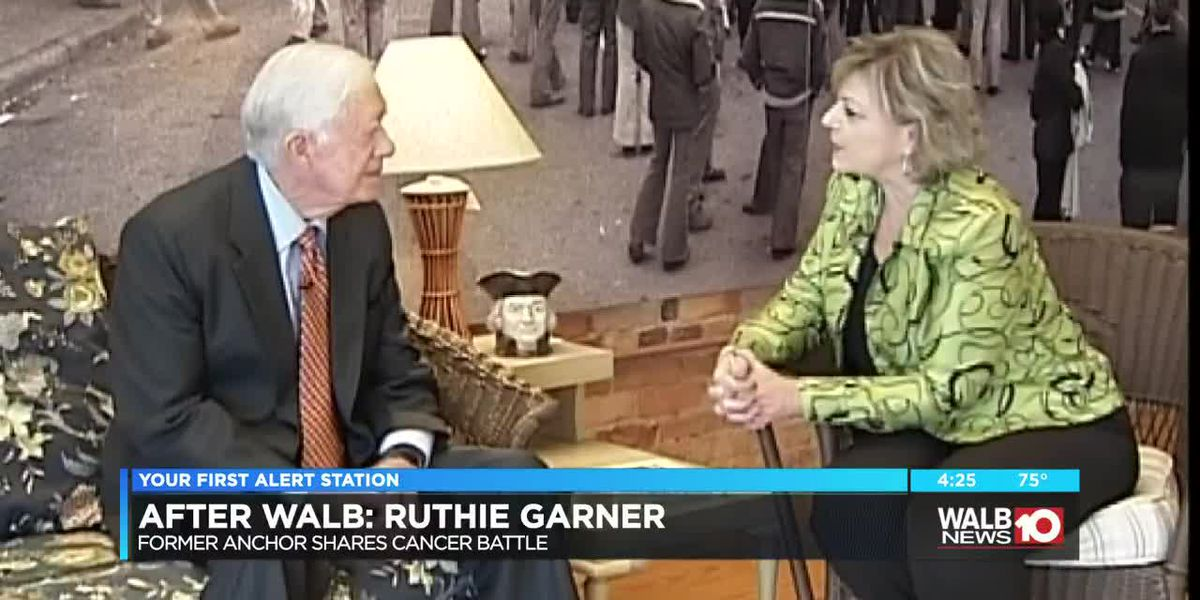 From many stories to one: Ruthie Garner travels and shares family's battle with cancer