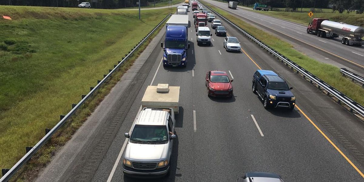 Lowndes Co. sees influx of drivers on I-75 ahead of Irma