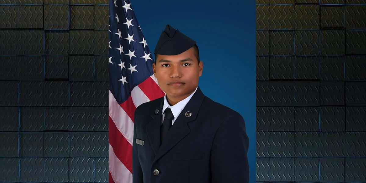 Tifton native becomes U.S. Air Force airman