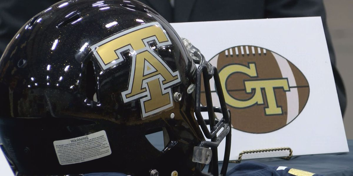 Spence Massey follows in fathers footsteps and heads to Georgia Tech