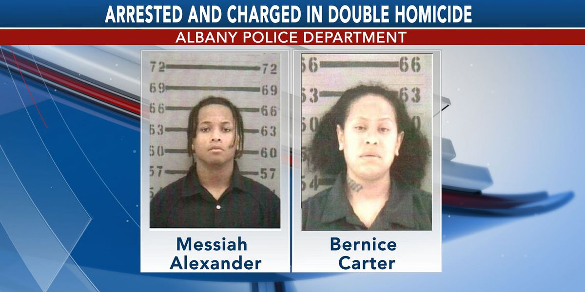 UPDATE: 2 arrested in Albany double homicide