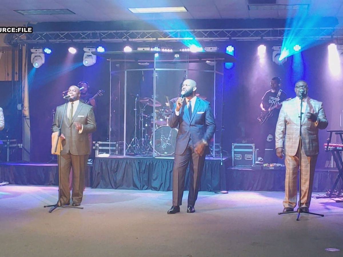 Albany gospel group 'Provision' celebrates anniversary with virtual performance