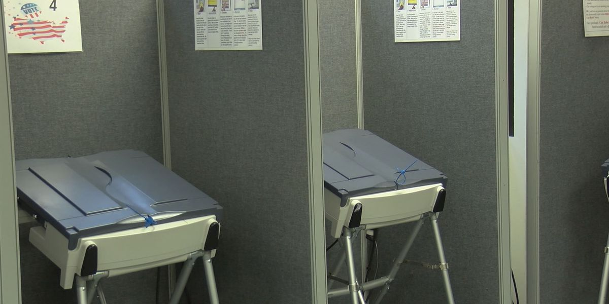 Polls now open in run-off elections