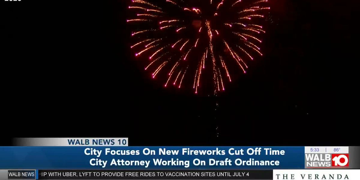 Albany closer to cracking down on when you can set off fireworks