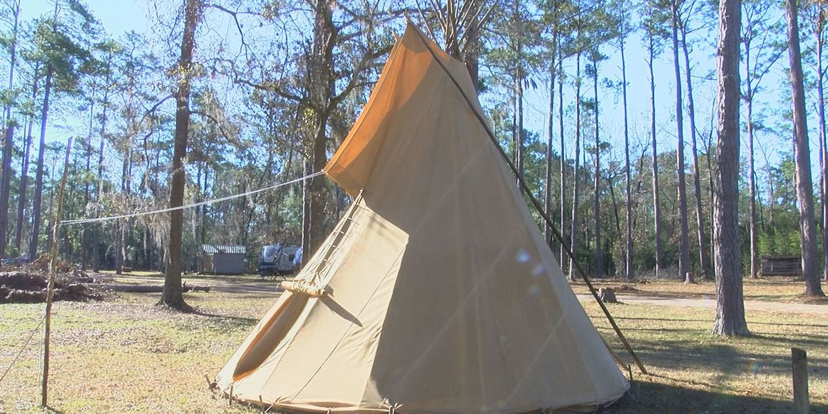 Chehaw prepares for annual Frontier Event