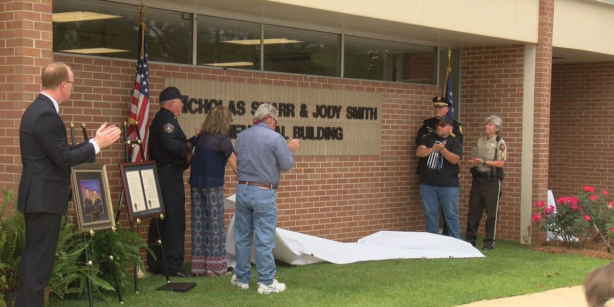 GSW renames Public Safety building for fallen officers