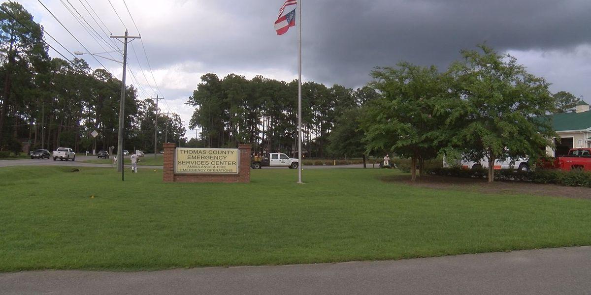 FEMA disaster recovery center opens in Thomas Co.