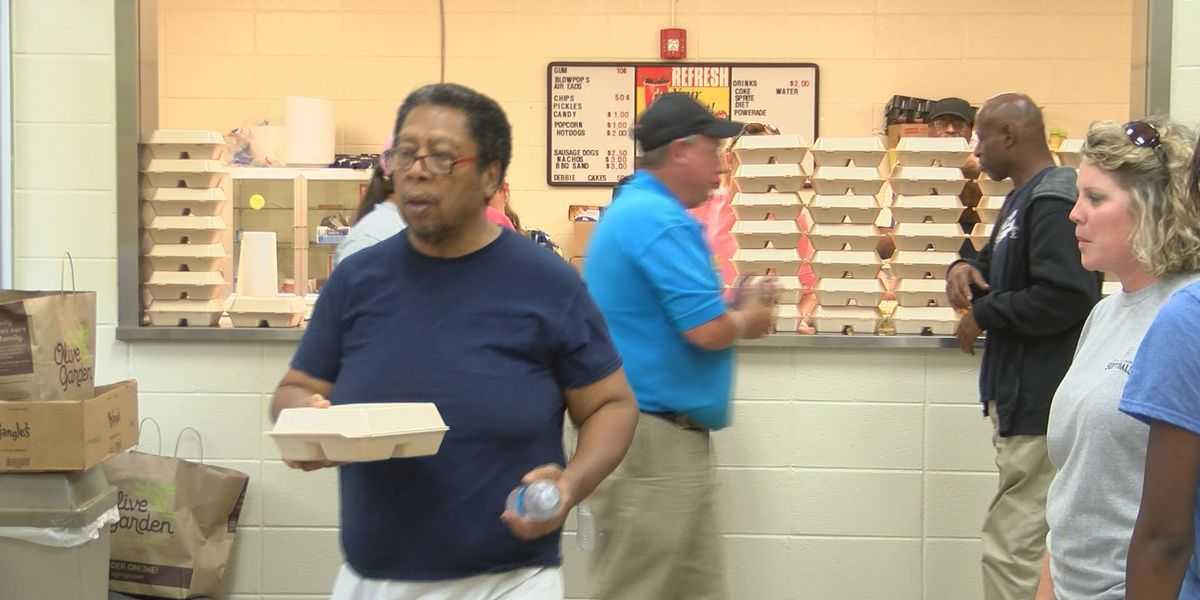 Red Cross ABAC shelter welcomes evacuees