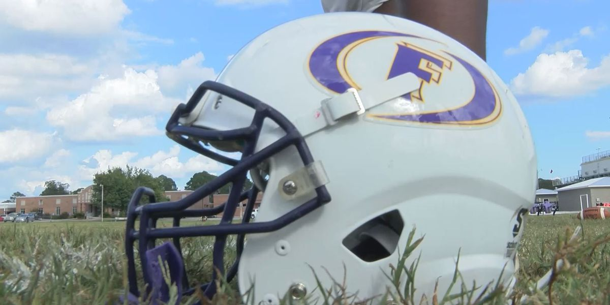A Fitzgerald Hurricane overcoming the odds under the lights