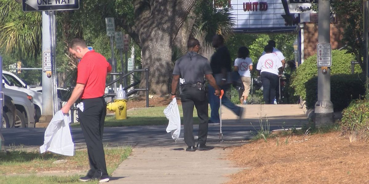 Thousands of volunteers sign up for KADB's 'Stash the Trash' event