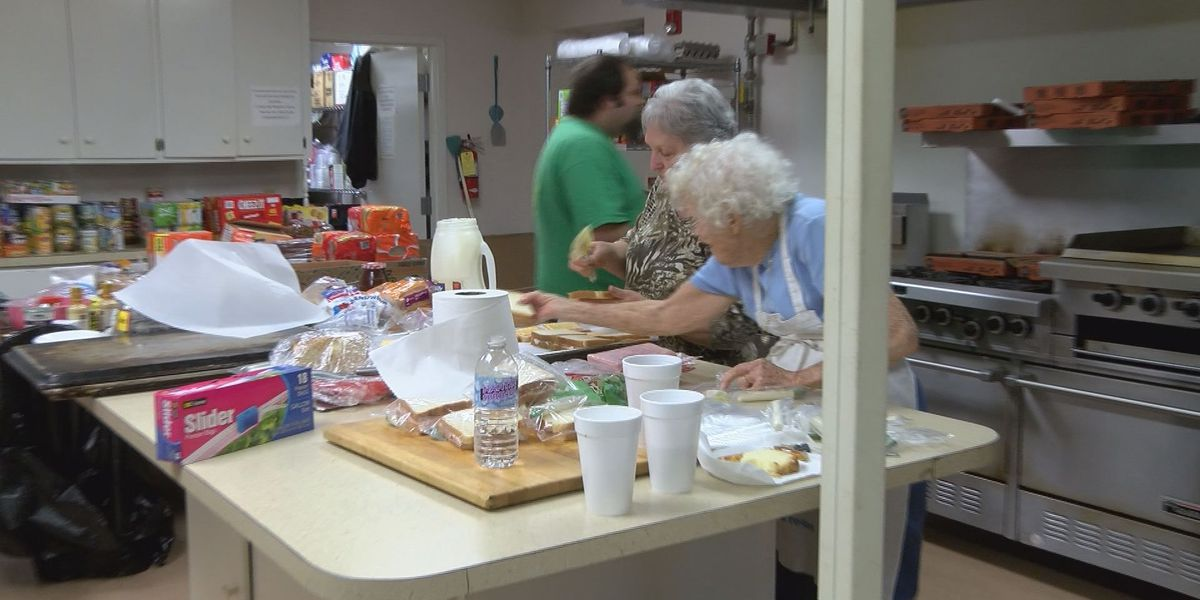 Albany church offers meals, showers and more to storm victims