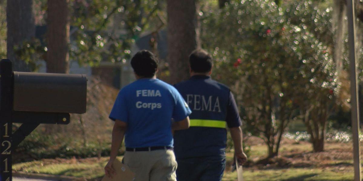FEMA deadline has arrived