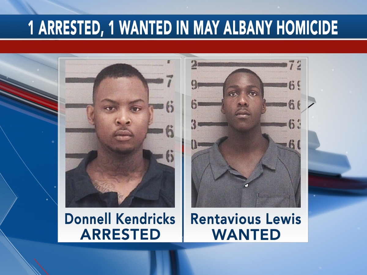 1 arrested, 1 wanted in May Albany homicide