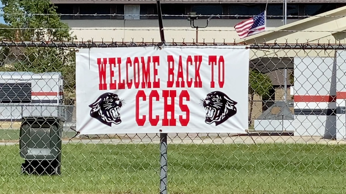 Clinch Co. High temporarily shuts down after apparent COVID-19 outbreak