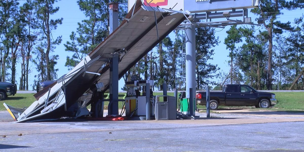 Baker County officials looks to GEMA for help after Hurricane Michael