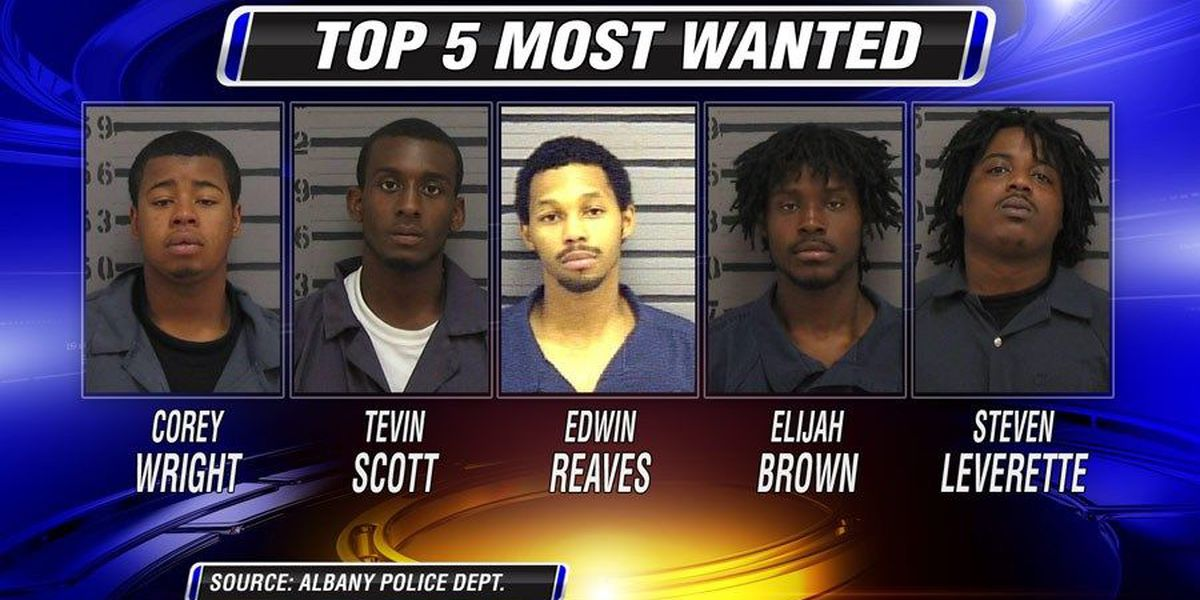 APD names five most wanted gang members