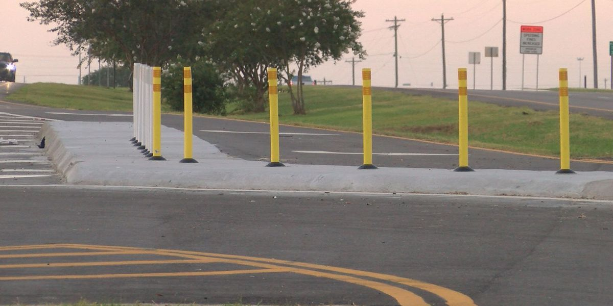 GDOT installs new intersection design in Moultrie
