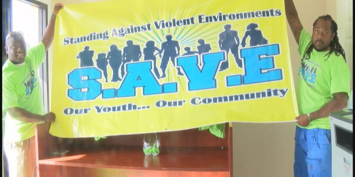 Americus citizens work to stop violence in the community