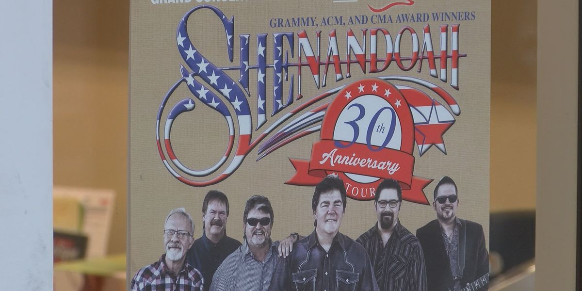 Shenandoah set to perform at Grand Theatre this weekend