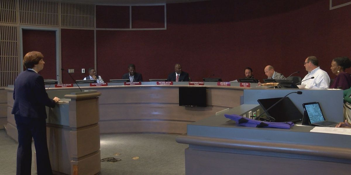 Things get heated at Dougherty Co. Commission meeting