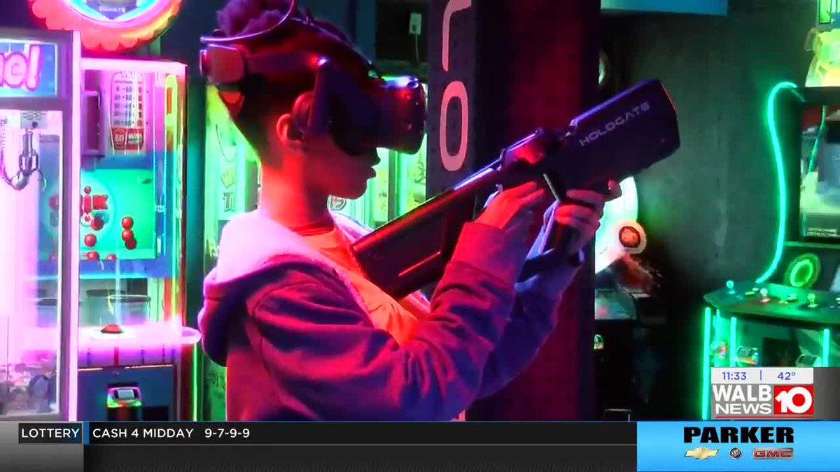 Albany's Fun Park now offers virtual reality game