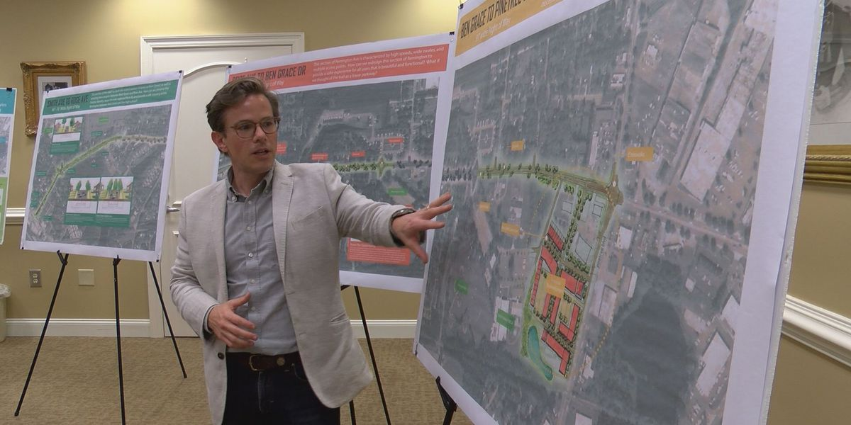 Thomasville city leaders open to ideas for Remington Avenue Streetscape project