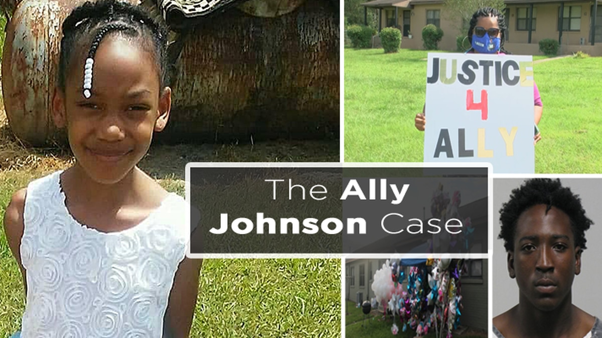 The Ally Johnson Case: A timeline of events