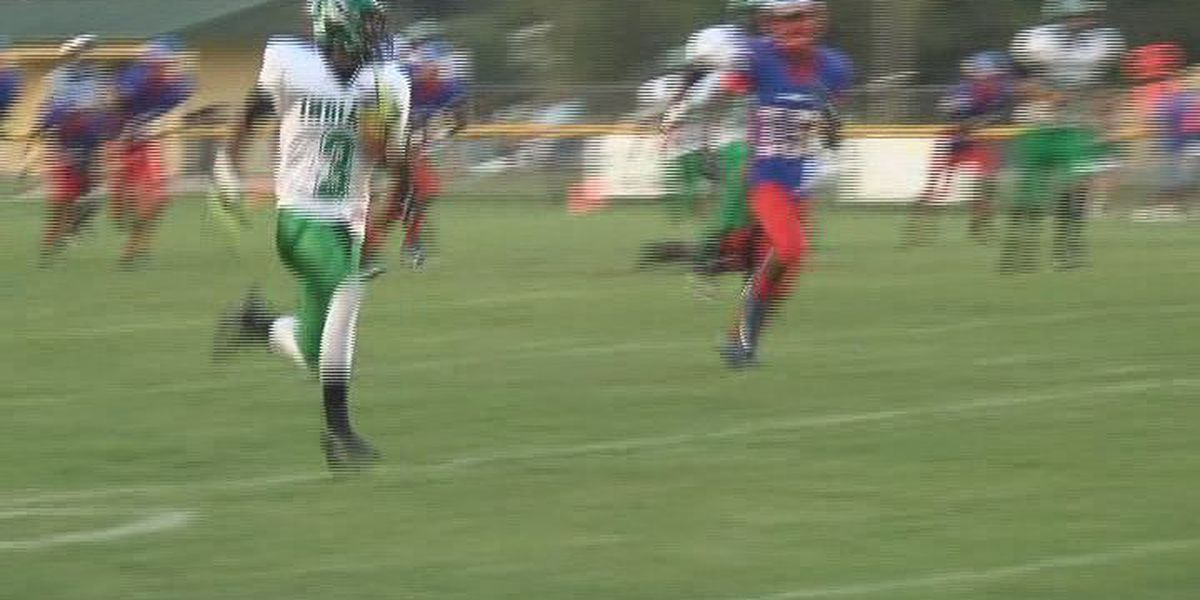 WALB PLAY OF THE WEEK (9/15/14): Seminole's Akins takes opening kickoff for TD