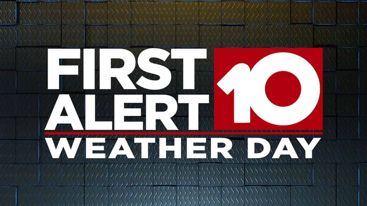 First Alert Weather Day: Power outages, downed trees reported