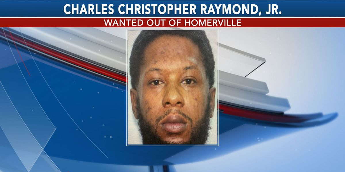 Homerville police on the hunt for wanted man