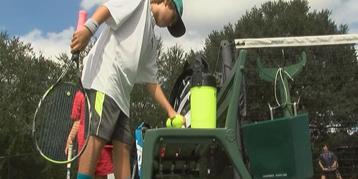 USTA Tennis tournament brings youth to Albany