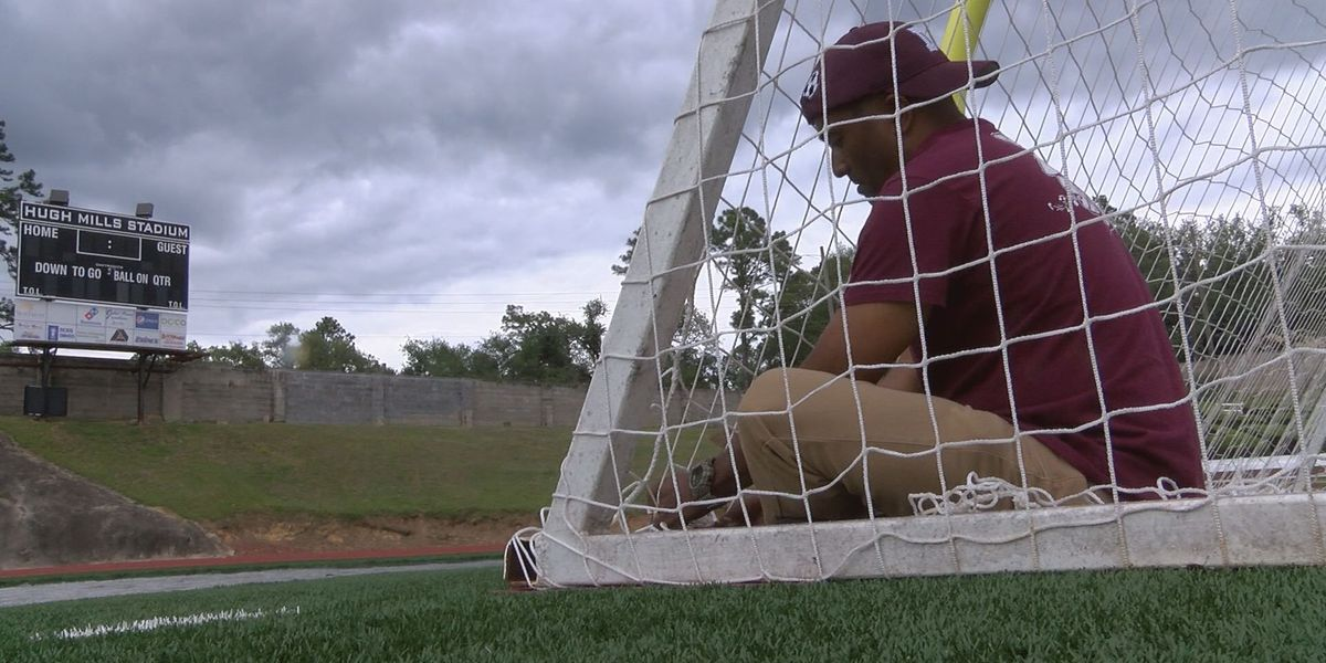 Dougherty preps Hugh Mills for first soccer game in years