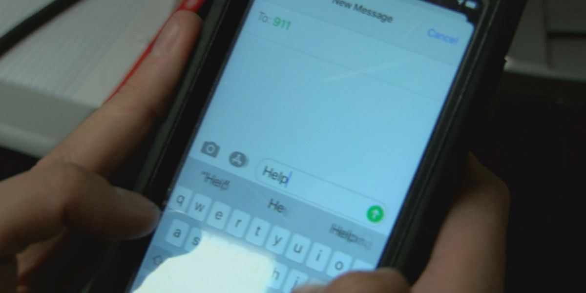 TEXTY: Lee Co. residents can now text 911 operators