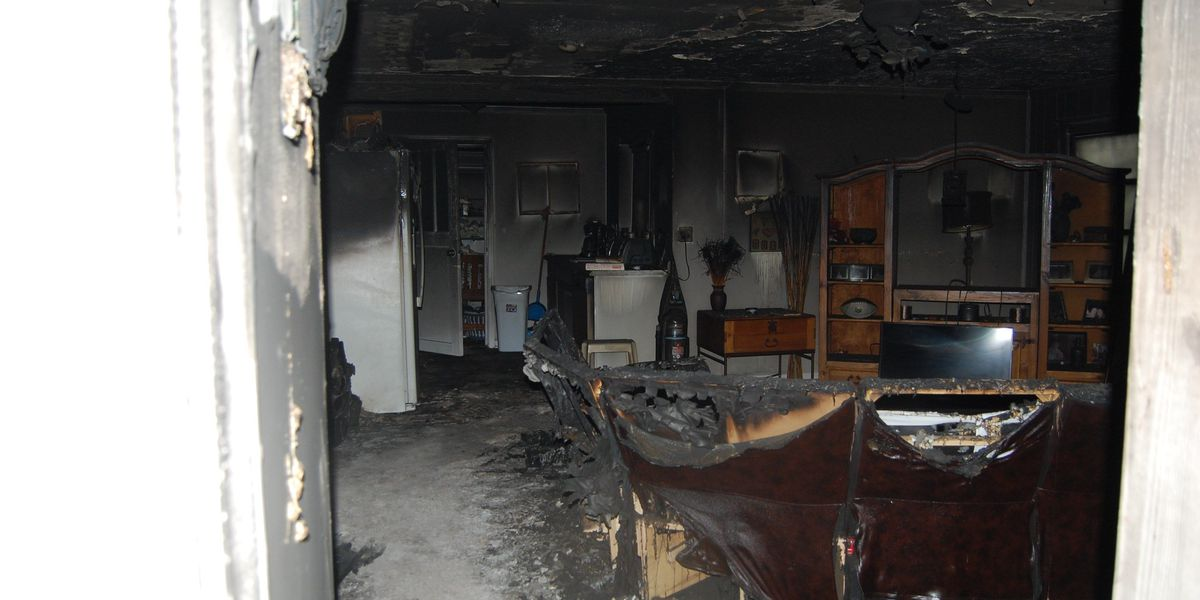 Arson ruled cause of weekend Adel house fire