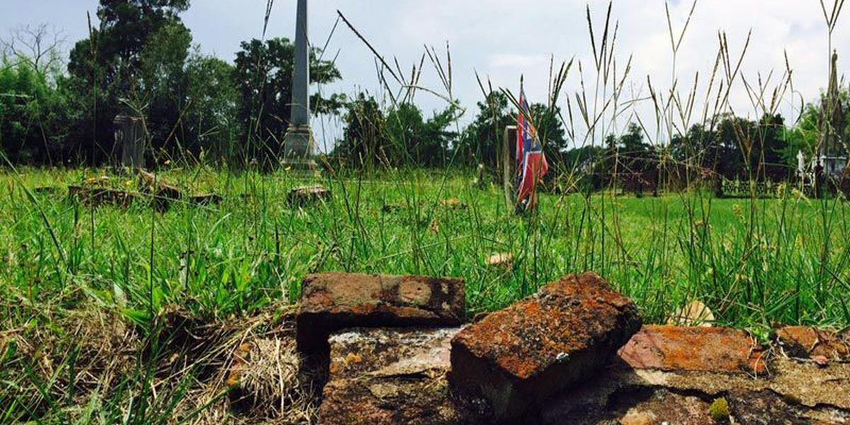 Complaints prompt cemetery maintenance