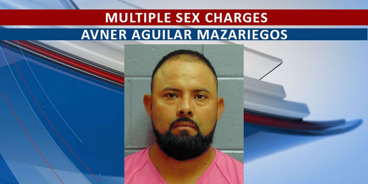 Man arrested for molestation in Lee Co.