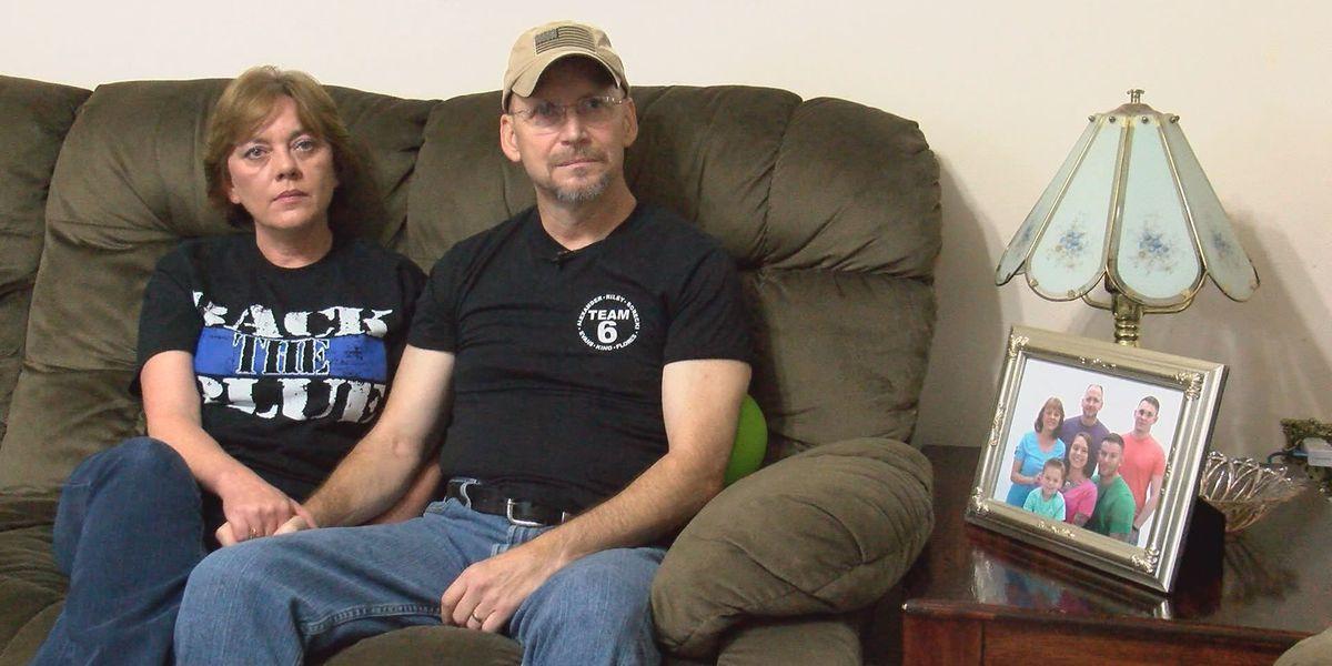 Ambushed Valdosta officer recalls gunfight