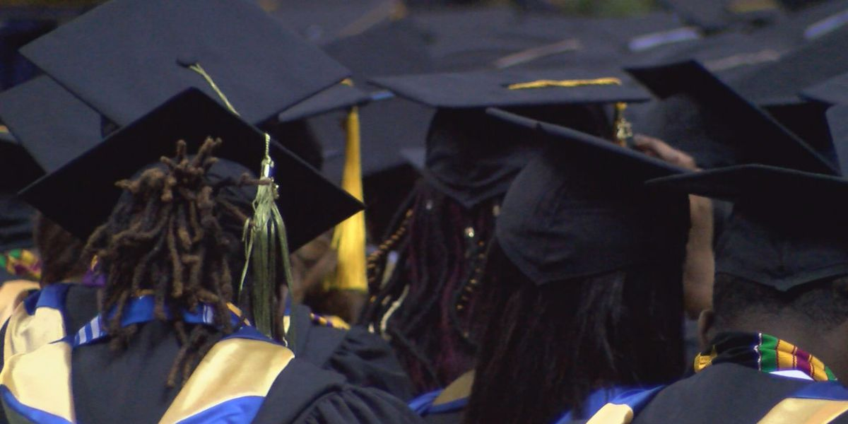ASU welcomes a new beginning with graduating class