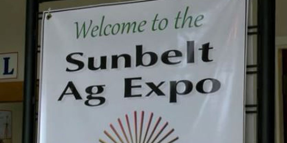 South GA sees economic boost from Sunbelt Ag Expo