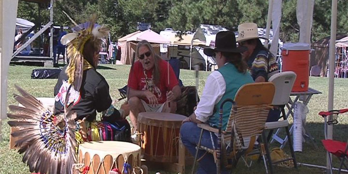 Whigham Pow Wow teaches students Native American culture