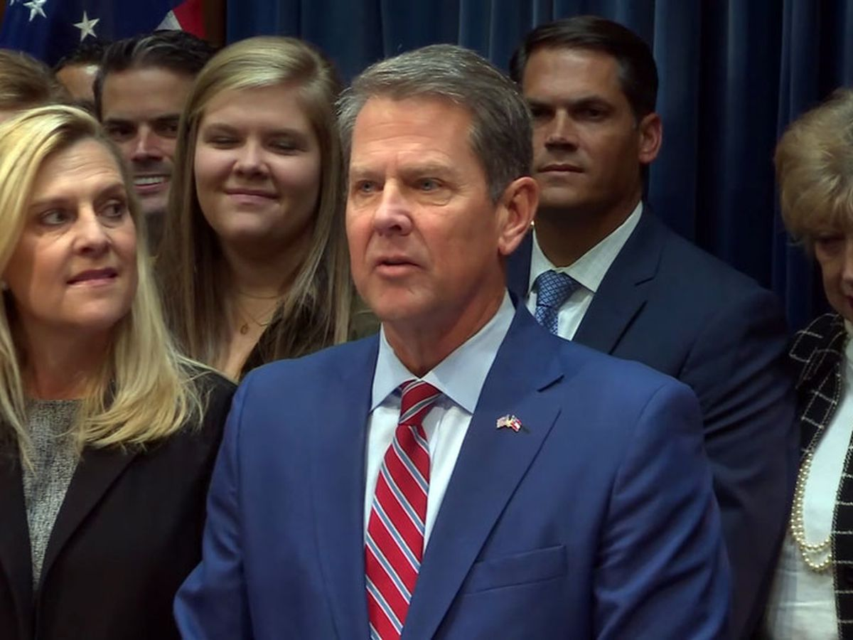 'Make it easy to vote, but hard to cheat': Kemp talks proposed election law changes