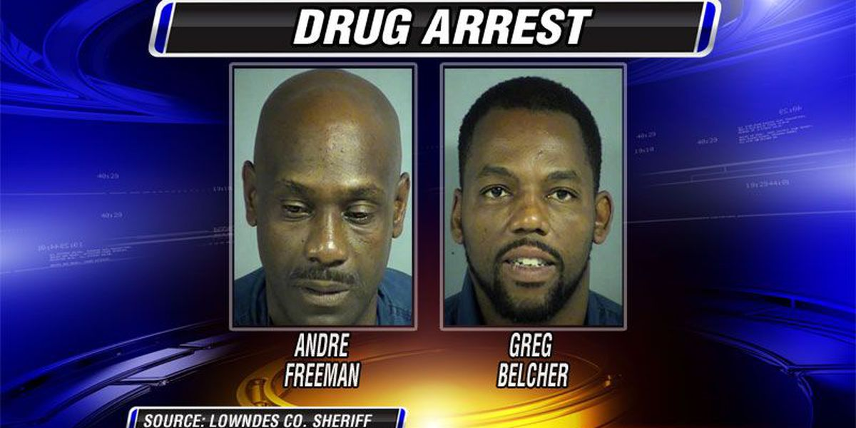 Two men have a bond hearing for cocaine, marijuana sales