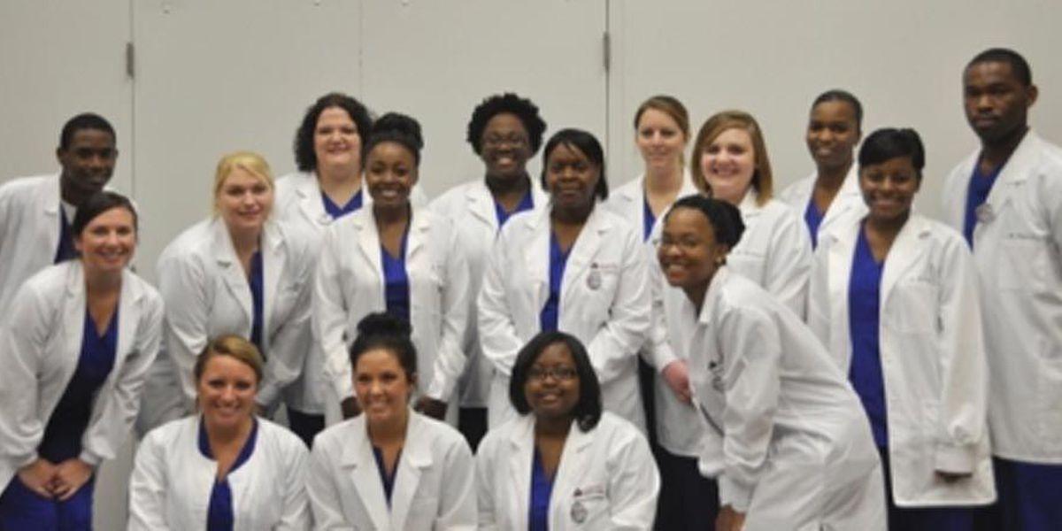 ATC healthcare students graduate