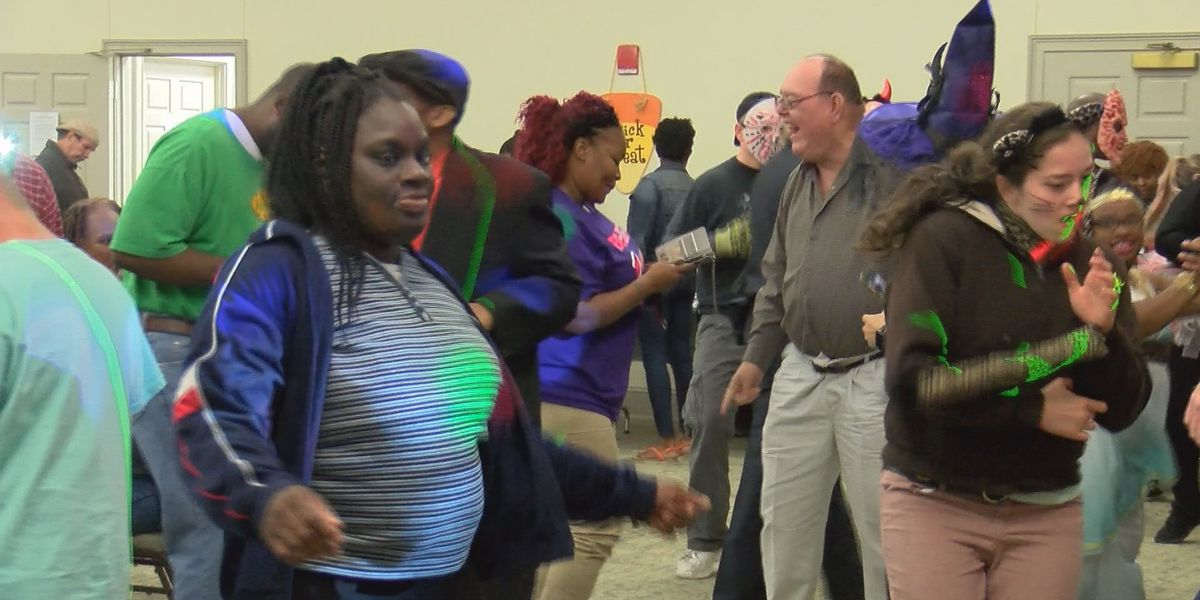 Albany ARC hosts annual Halloween event