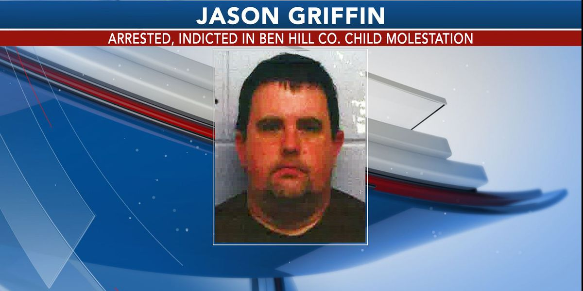 Man arrested, indicted in Ben Hill Co. child molestation incident